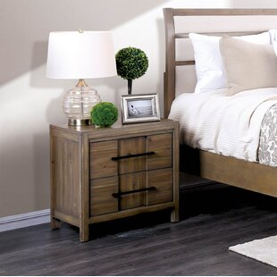 Pereyra 2 Drawer Nightstand