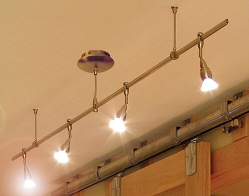 Monorail Track Lighting With Pendants Mycoffeepot Org