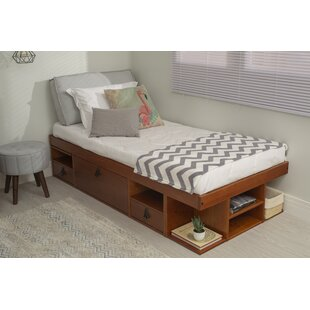 Pharr Storage Platform Bed