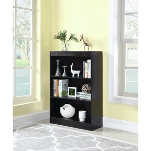 Hillside Standard Bookcase by August Grove No Copoun