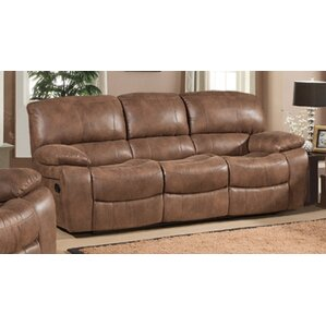 Hattiesburg Dual Reclining Sofa by Red Barre..