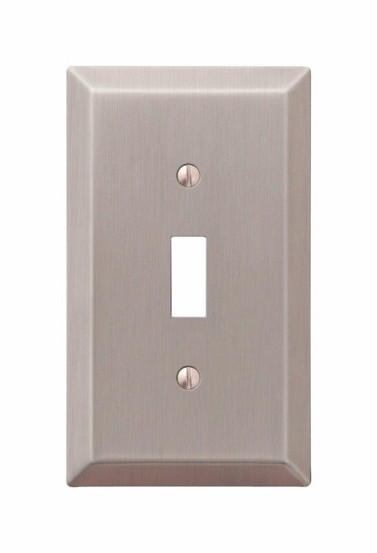 Symple Stuff Tindal 1 Gang Toggle Light Switch Wall Plate Wayfair