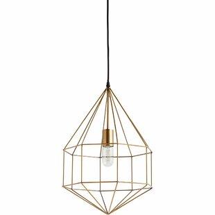 Kinsley 1-Light Geometric ..