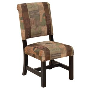 West Ridge Upholstered Dining Chair by Conrad Grebel