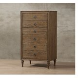 Howington 6 Drawer Chest by August Grove®