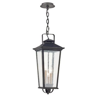 Laclede 3-Light Outdoor Hanging Latern