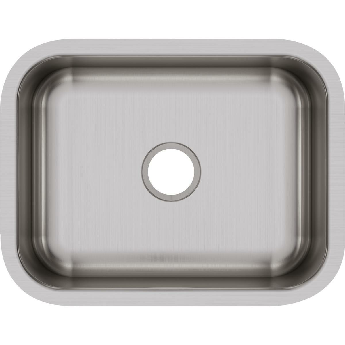 Dxuh2115 dayton 24 l x 18 w undermount kitchen sink