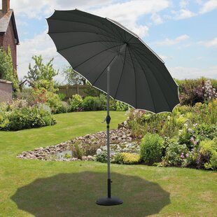 Armiead 2.7m Traditional Parasol By Freeport Park