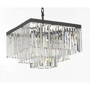 Shop For Larrison 9-Light Chandelier By Rosdorf Park