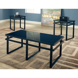 Craft 3 Piece Coffee Table Set