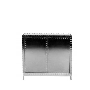 Kane Studded Accent Cabinet By17 Stories