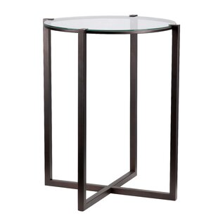 Agan End Table ByWrought Studio