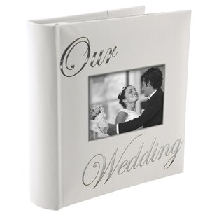 8x10 Wedding Album Wayfair