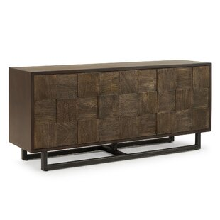 Benge 3 Door Accent Cabinet by Wrought Studio