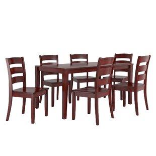 Alverson 7 Piece Dining Set