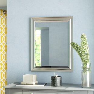 Canadice Framed Beveled Wall Mirror byAlcott Hill