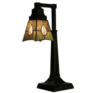 Mackintosh Leaf 19.5 Desk Lamp
