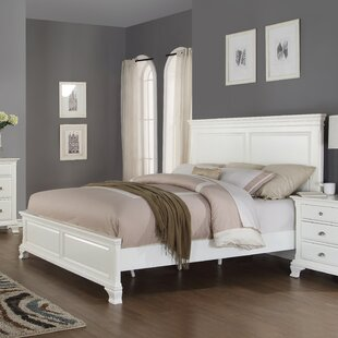 Shenk Panel Bed by Winston Porter