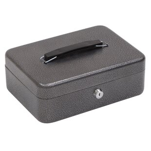 FireKing Hercules Cash Box with Key Lock