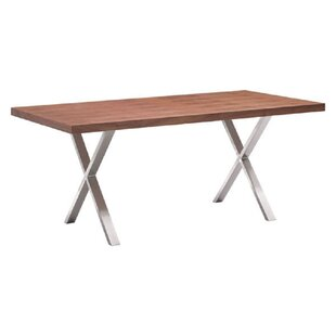 Keese Dining Table by Brayden Studio Modern