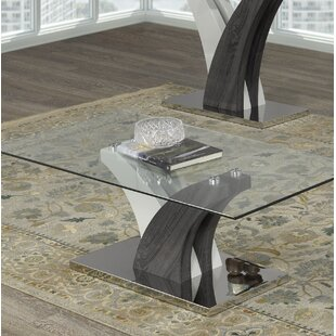 Inexpensive Currier Coffee Table by Orren Ellis Reviews (2019) & Buyer's Guide