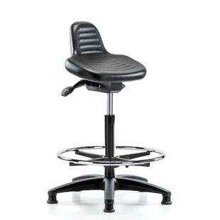 Buy clear Drafting Chair by Perch Chairs & Stools Reviews (2019) & Buyer's Guide