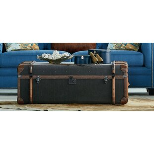 Expedition Coffee Table with Storage