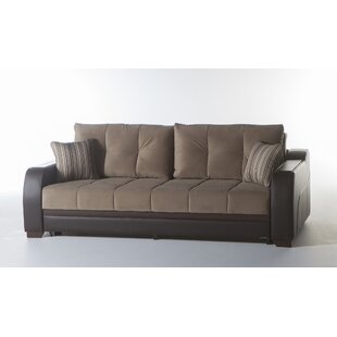 Sleaford 3 Seat Sleeper Sofa by Orren Ellis