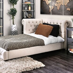 Harriet Bee Potts Twin Platform Bed