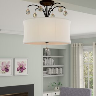 Mercury Row Bellis 4-Light Chandelier