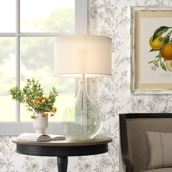 Rosecliff Heights Cantrell Seahorse Coastal 26 Table Lamp Set Reviews Wayfair