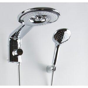 Trident Shower Head