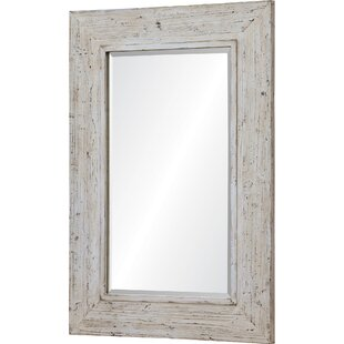 Gracie Oaks Mcfarland Rectangular Framed Wall Mirror
