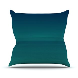When We're Together by Robin Dickinson Throw Pillow