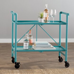 Breakwater Bay Bennett Bar Cart