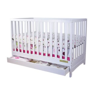 Reviews Mila 3-in-1 Convertible Crib By AFG Baby Furniture