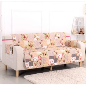 Rosemary Box Cushion Sofa Slipcover by Pegas..