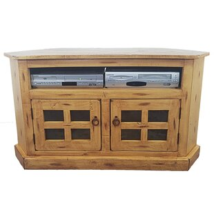 Great choice Lonan Rustic TV Stand for TVs up to 50 by Longshore Tides Reviews (2019) & Buyer's Guide