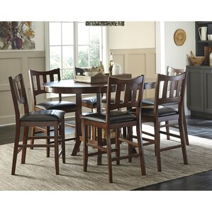 Zaftig 7 Piece Dining Set by Red Barrel Studio