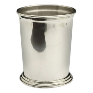 Equestrian Engravable Stainless Steel Julep Water/Juice Glass