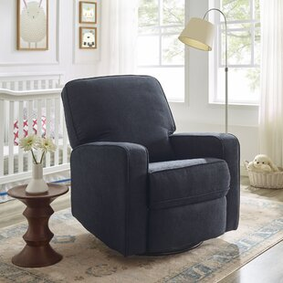 Memphis Upholstered Reclining Rocking Chair