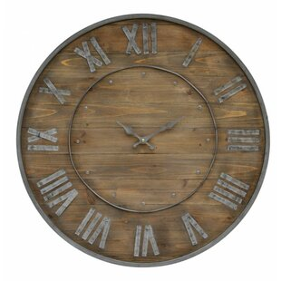 Teatime 24 Wall Clock by Ren-Wil