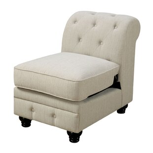 A&J Homes Studio Stanfordo Slipper Chair