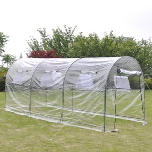 1.9 X 4.5m Greenhouse By Sol 72 Outdoor