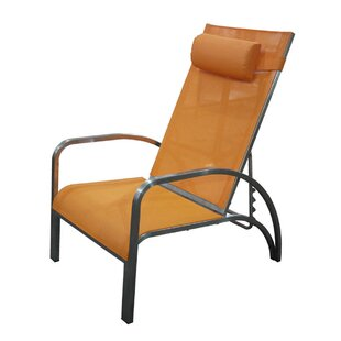 100 Essentials Siesta Lounge Chair with C..