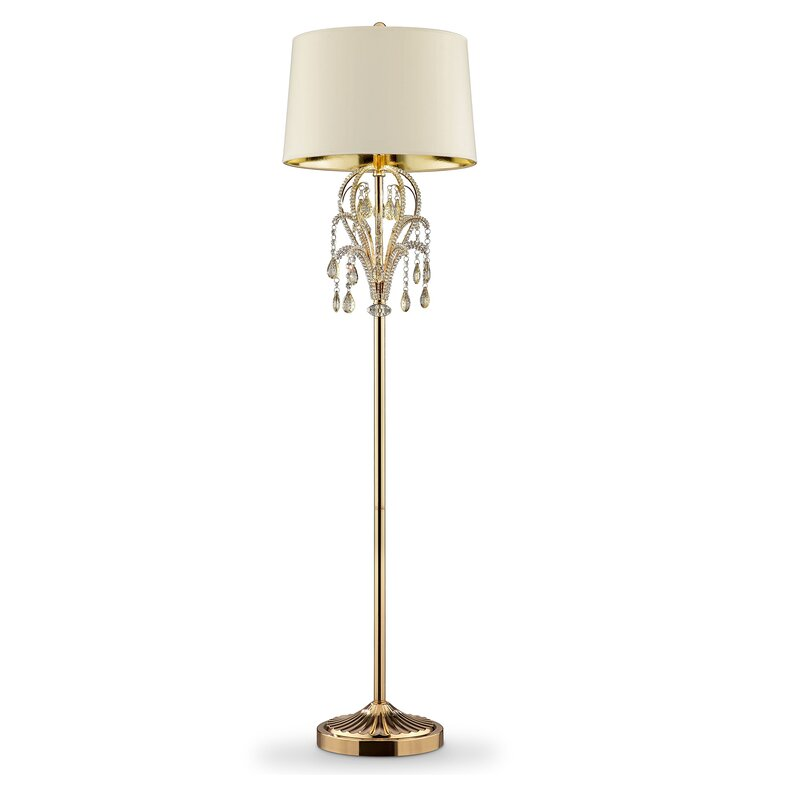 Candelabra lamp wayfair whately 62 candelabra floor lamp aloadofball Choice Image