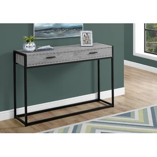 Compare prices Haney Console Table By Wrought Studio