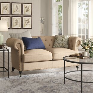 Calila Chesterfield Loveseat by Birch Lane™ Heritage