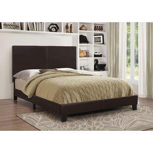 Winans Upholstered Panel Bed by Winston Porter