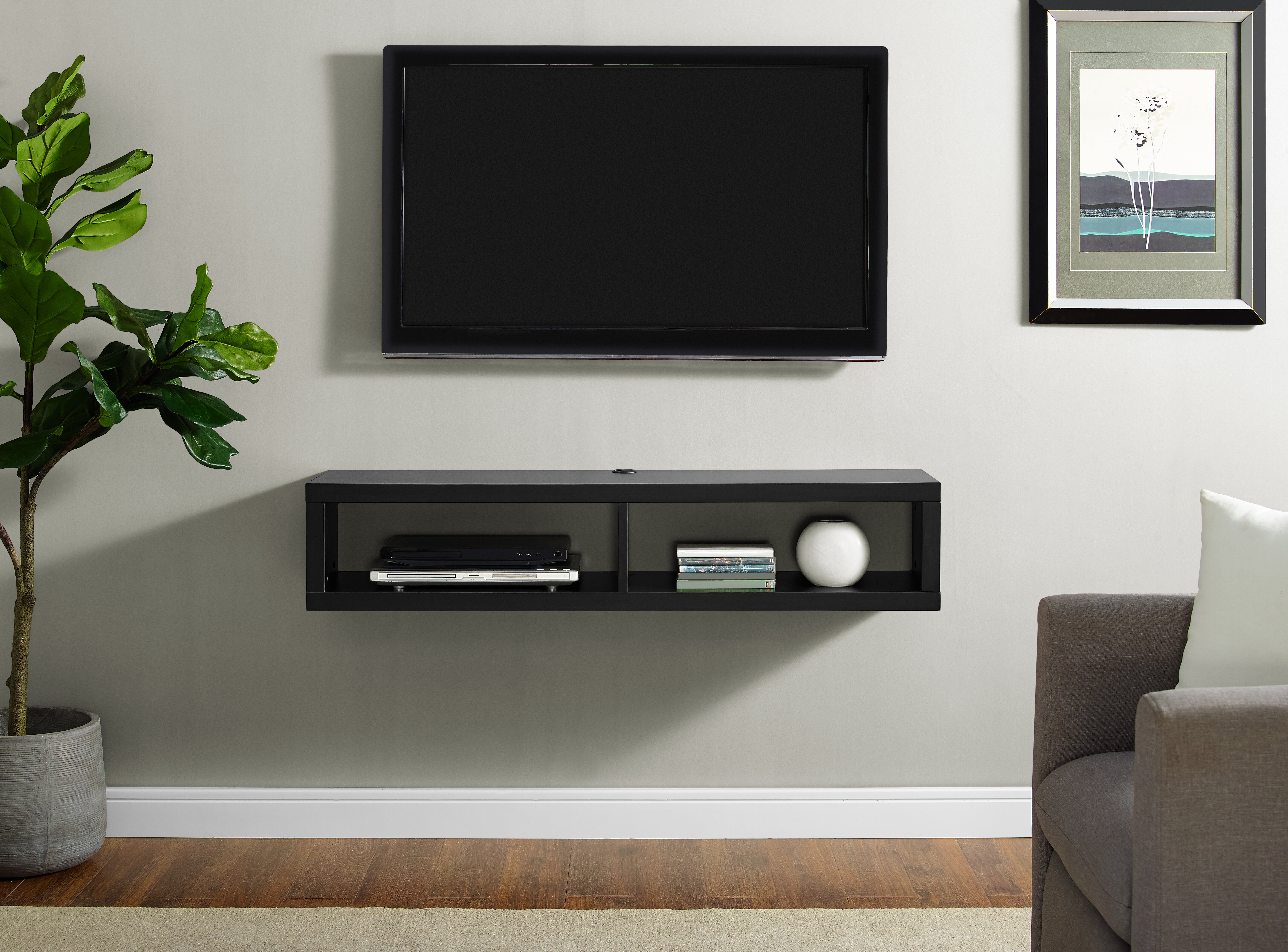 Orren Ellis Modica Tv Stand For Tvs Up To 49 Reviews